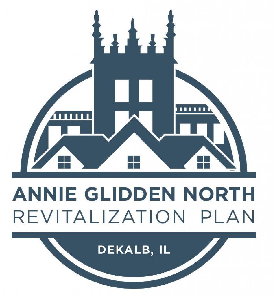 Annie Glidden North Revitalization Plan logo